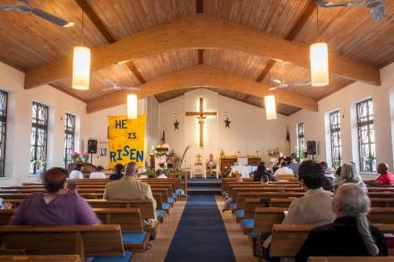 Church of Our Saviour Interior