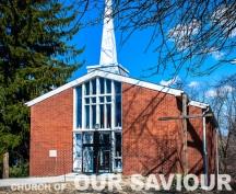 Church of Our Saviour Icon w text