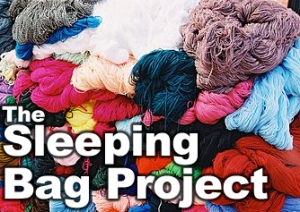 Pittsburgh Parish sleeping bag project